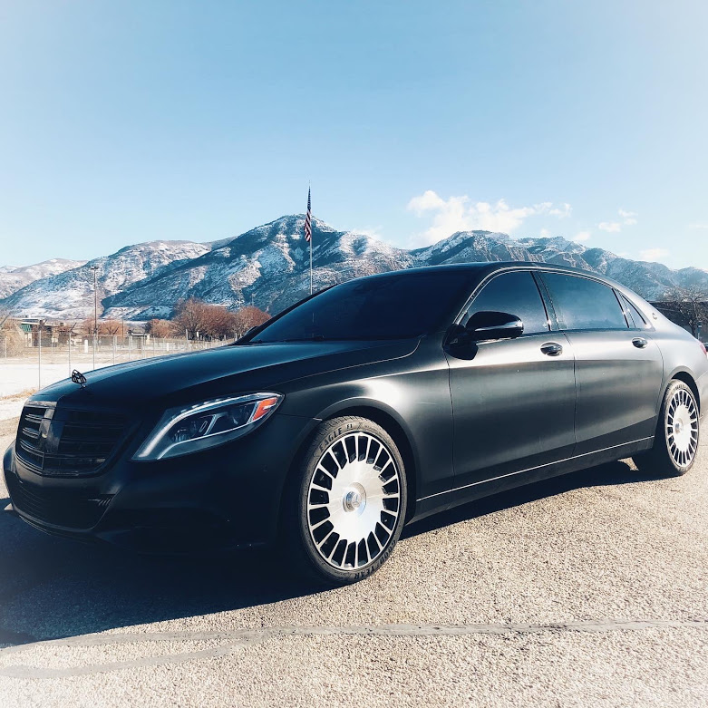 Armored Maybach Armormax Utah