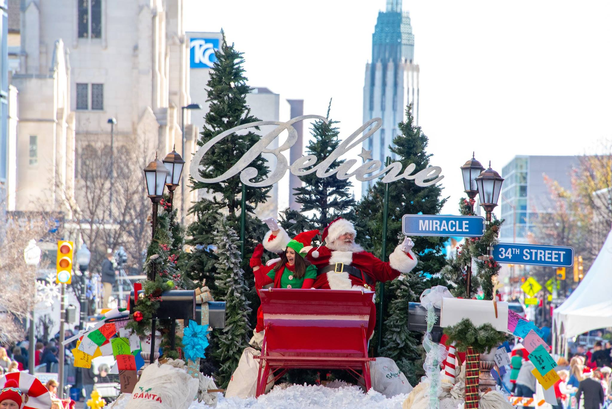 Christmas Events Tulsa 2020 Tulsa Makes Plans for 2020 Christmas Parade – Aussie Journal